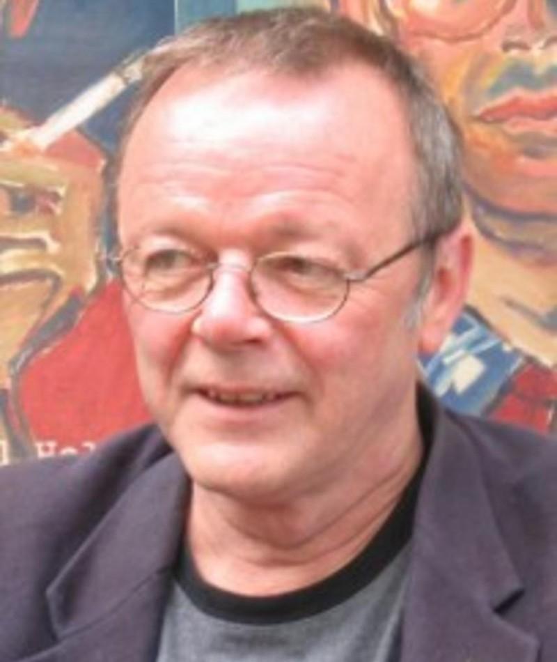 Photo of Paul Hallam