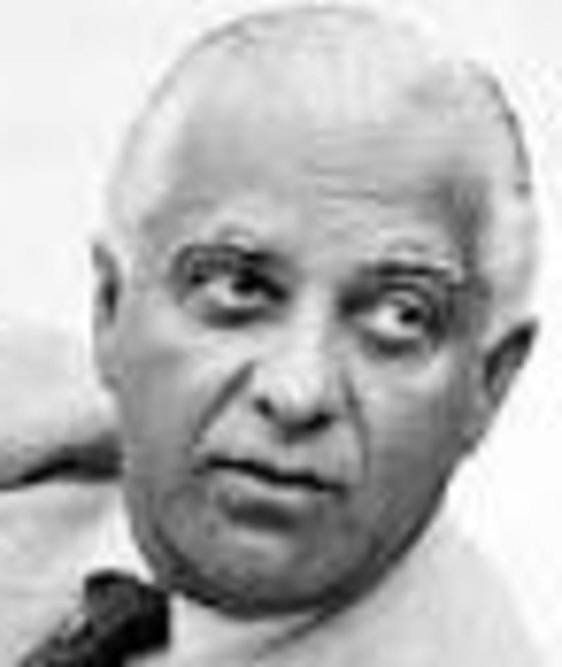 Photo of Josef von Báky