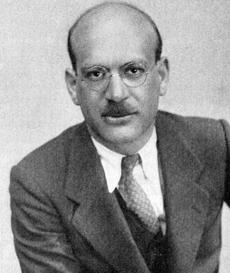 Photo of Herman Shumlin