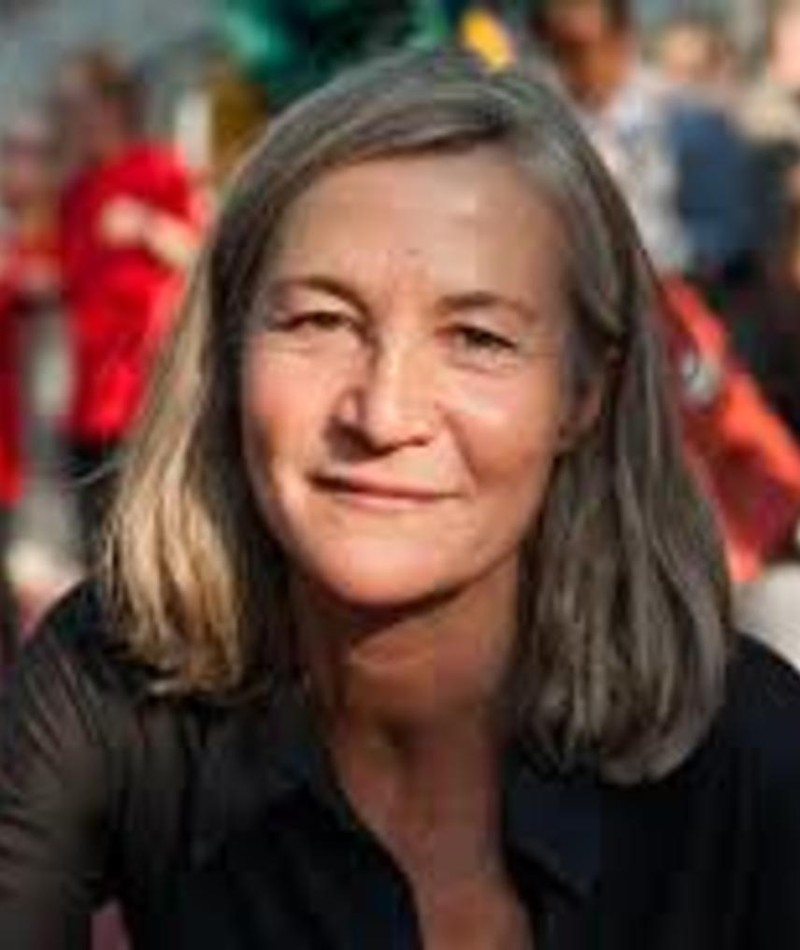 Photo of Judith Kaufmann