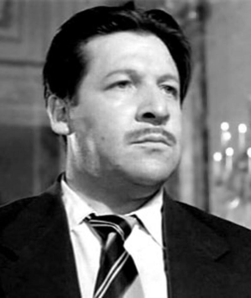 Photo of Fernando Sancho