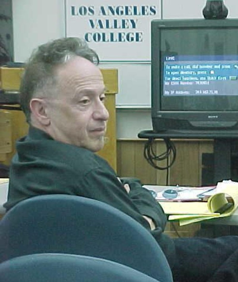Photo of Alan Sacks