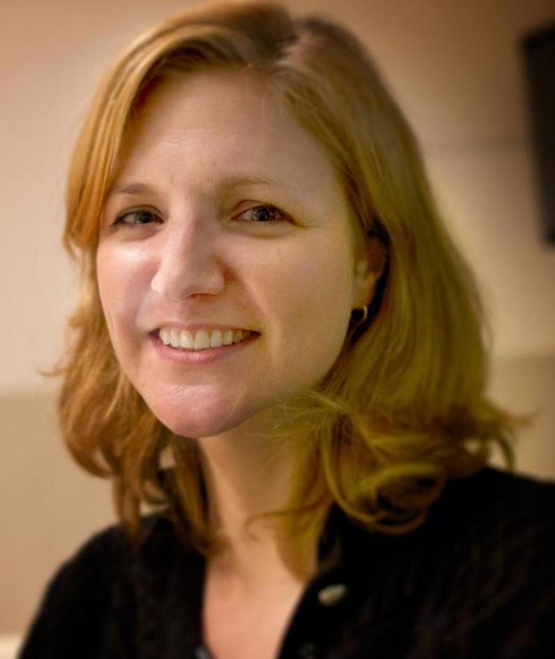 Photo of Jennifer Getzinger
