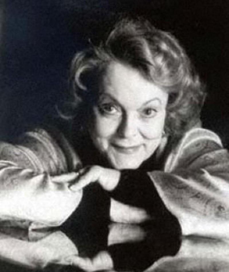 Photo of Shirley Douglas