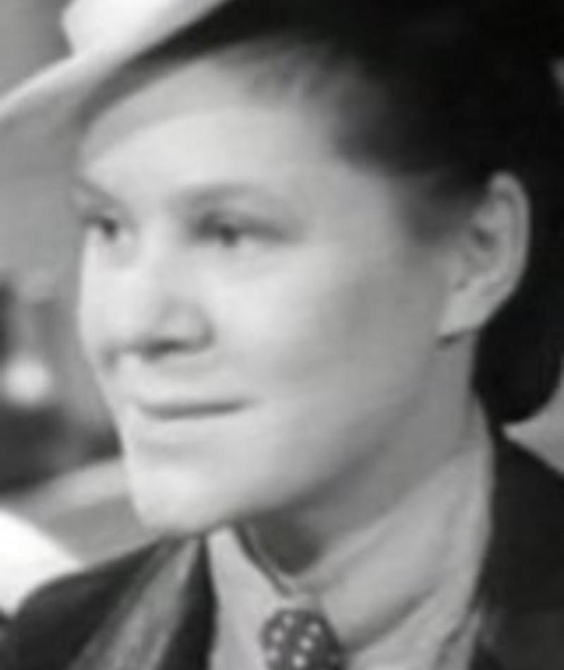 Photo of Joan Kemp-Welch