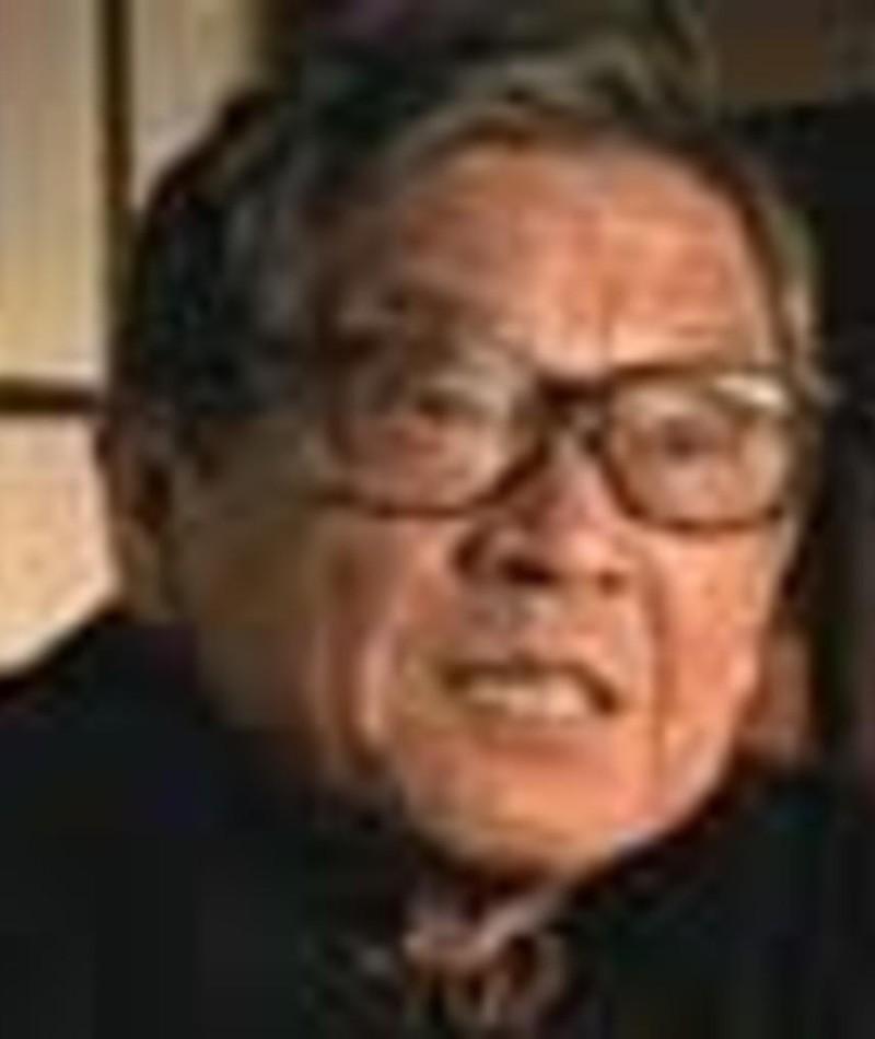Photo of Yoshirô Muraki