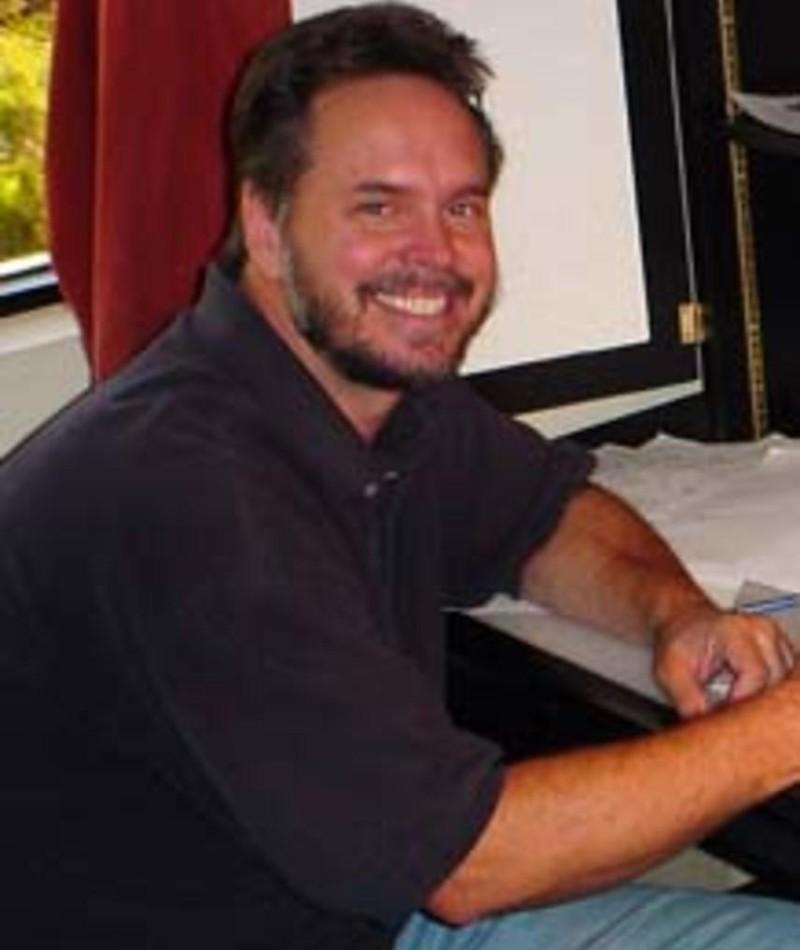 Photo of Curt Geda