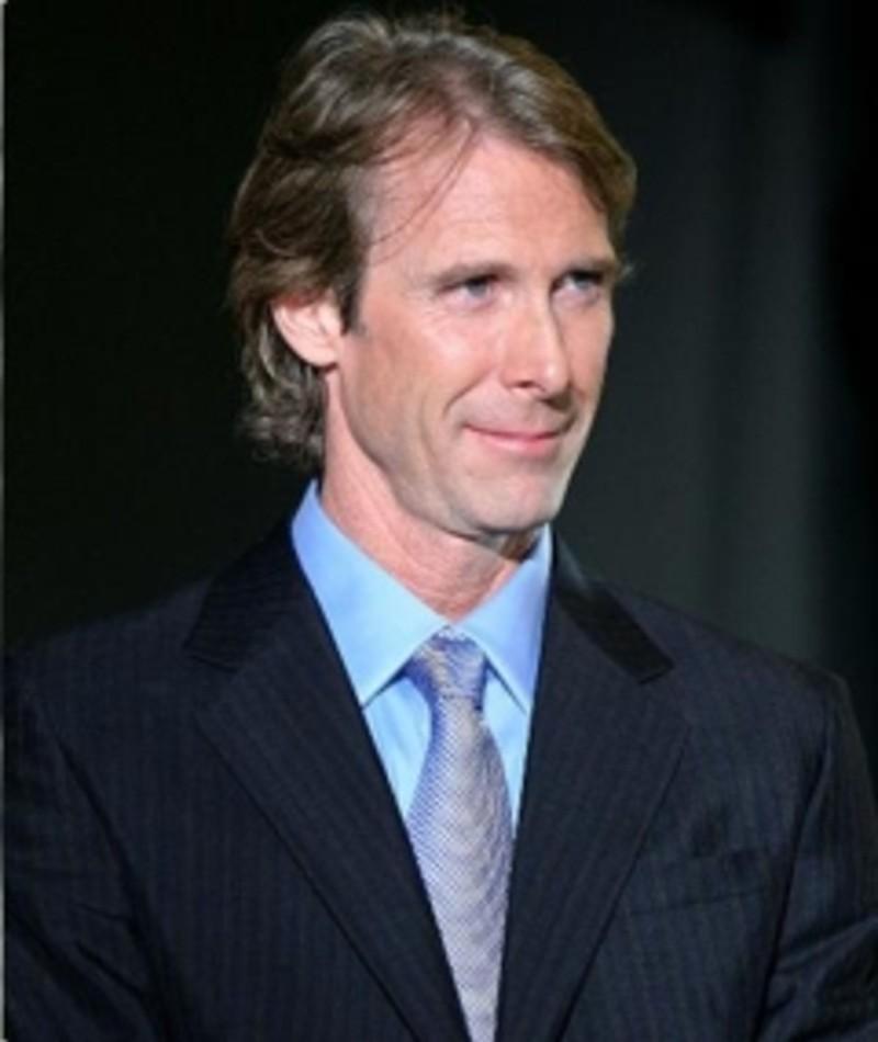 Photo of Michael Bay