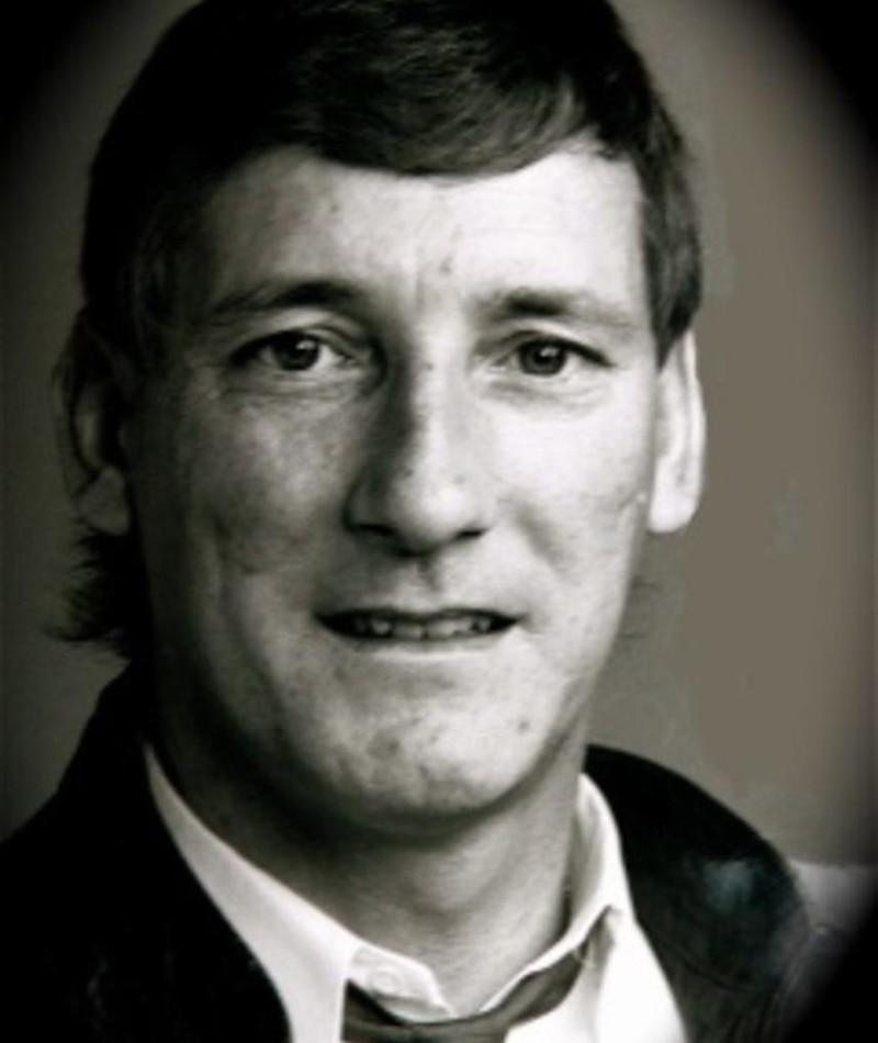Photo of Geoff McQueen