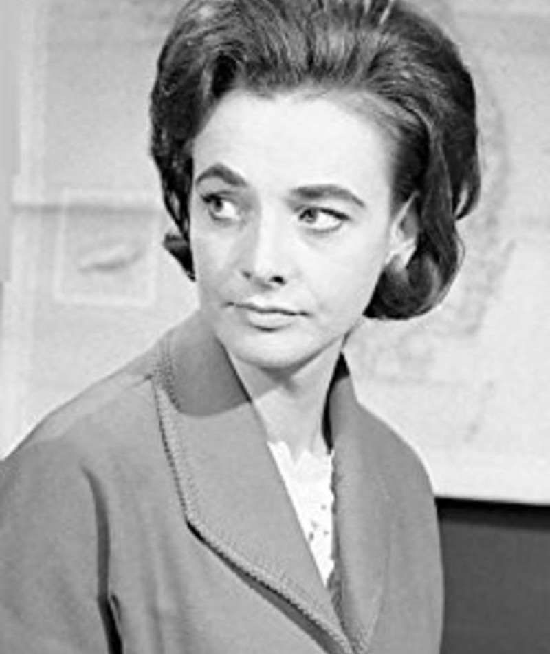 Photo of Jacqueline Hill