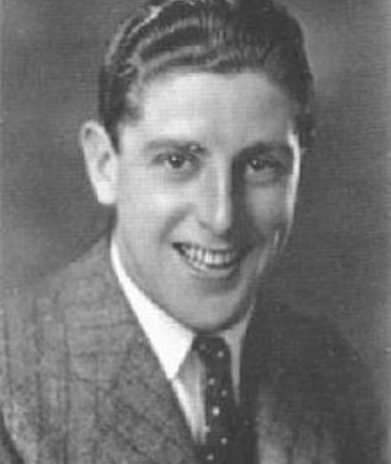 Photo of A. Edward Sutherland