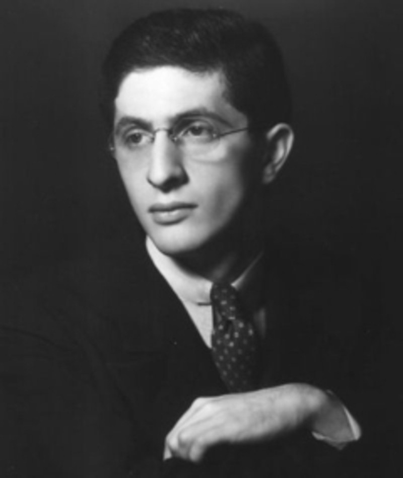 Photo of Bernard Herrmann