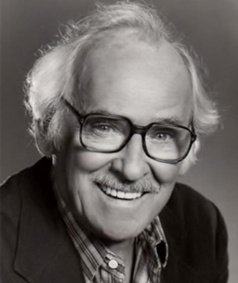 Photo of Barnard Hughes