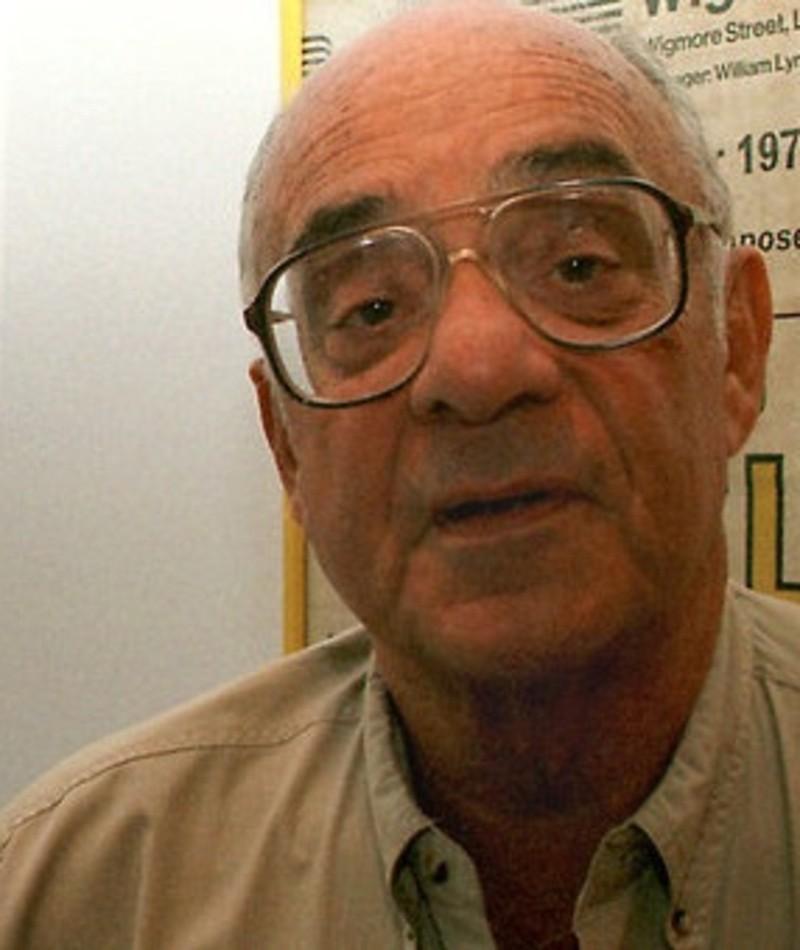 Photo of Leonard Kastle