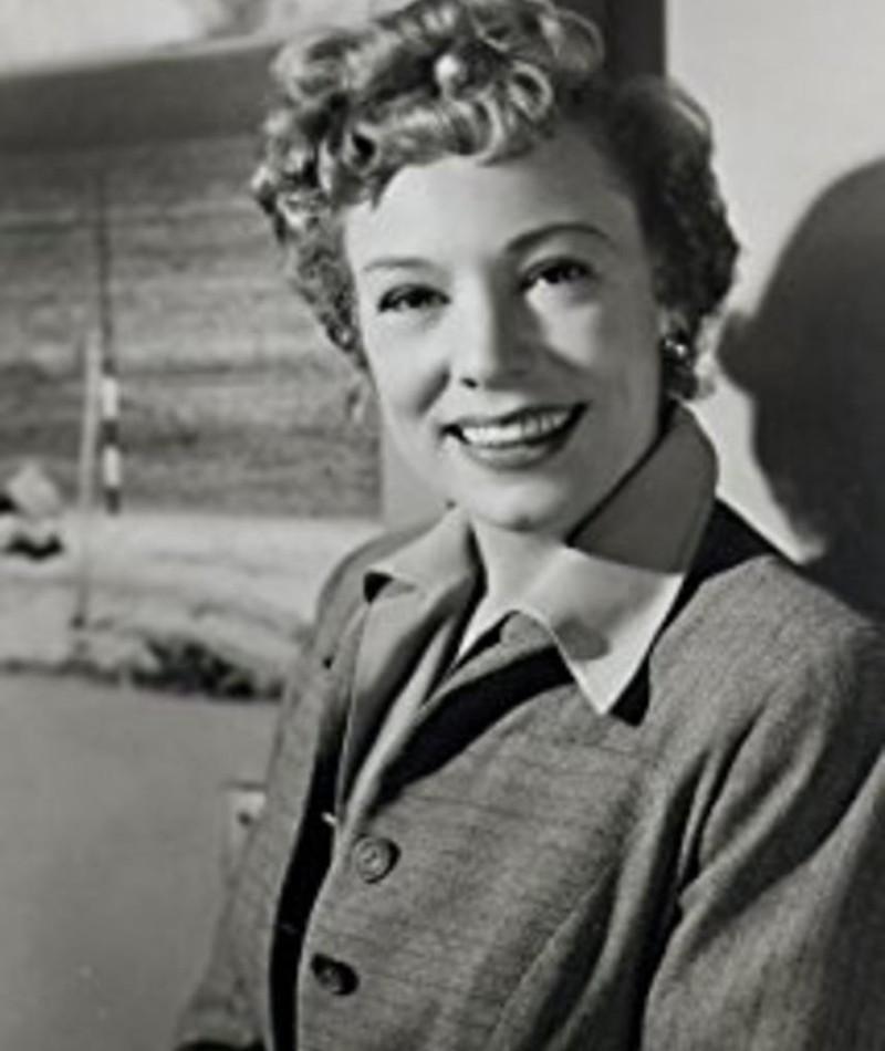 Photo of Audrey Christie