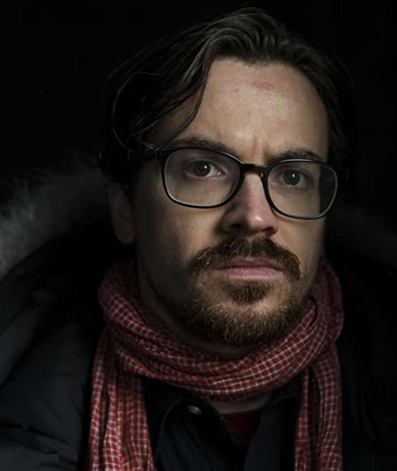 Photo of Justin P. Lange
