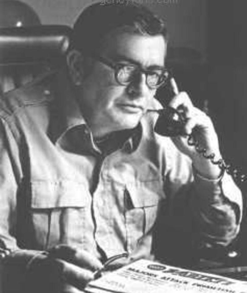 Photo of Robert A. Cinader