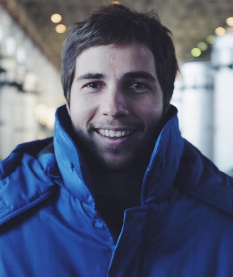 Photo of Simon Bouisson