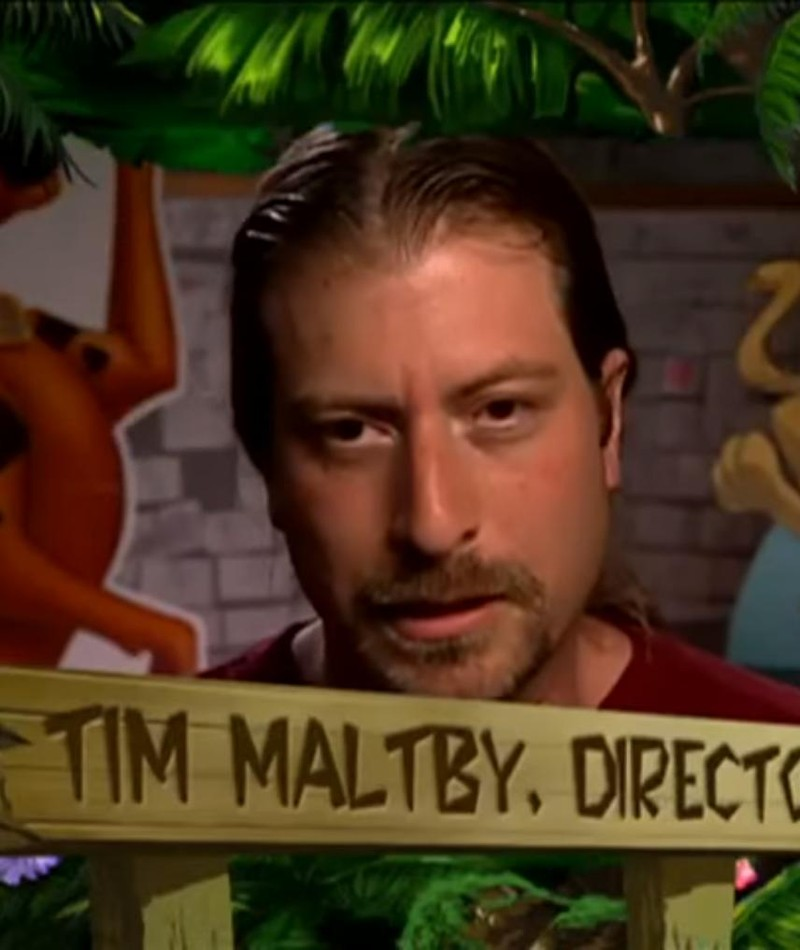 Photo of Tim Maltby