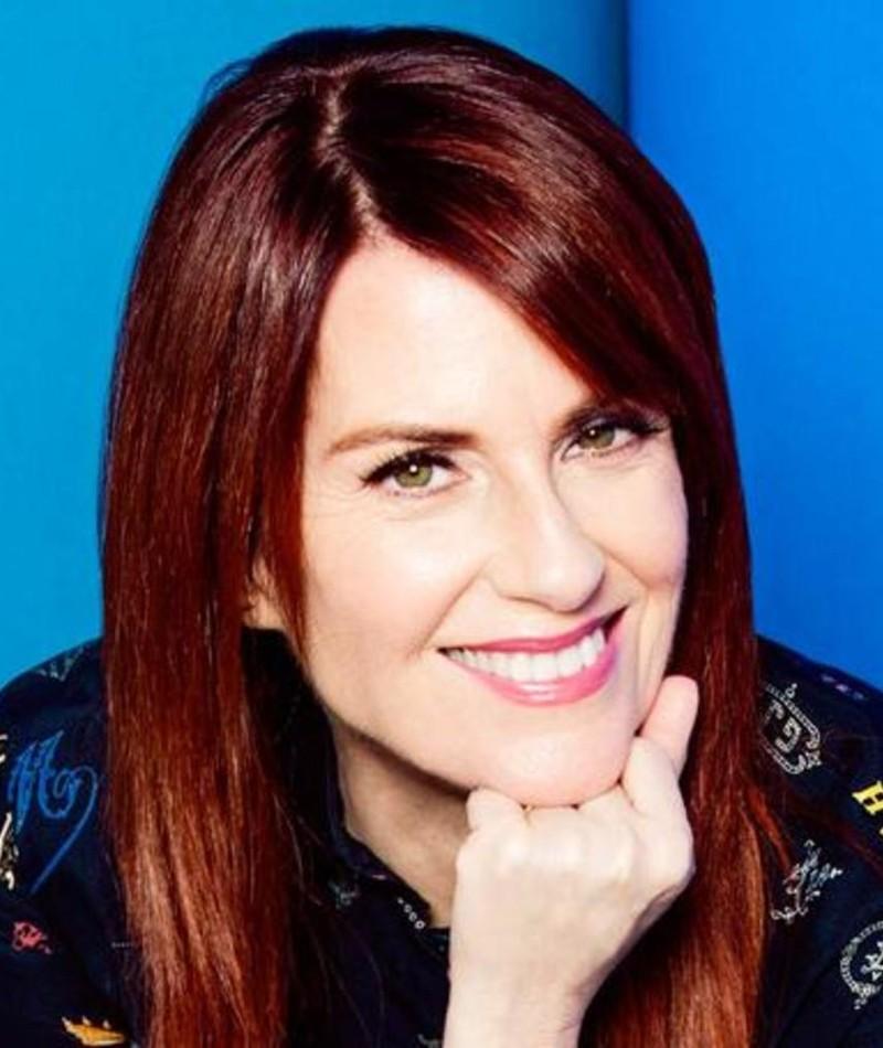 Photo of Megan Mullally
