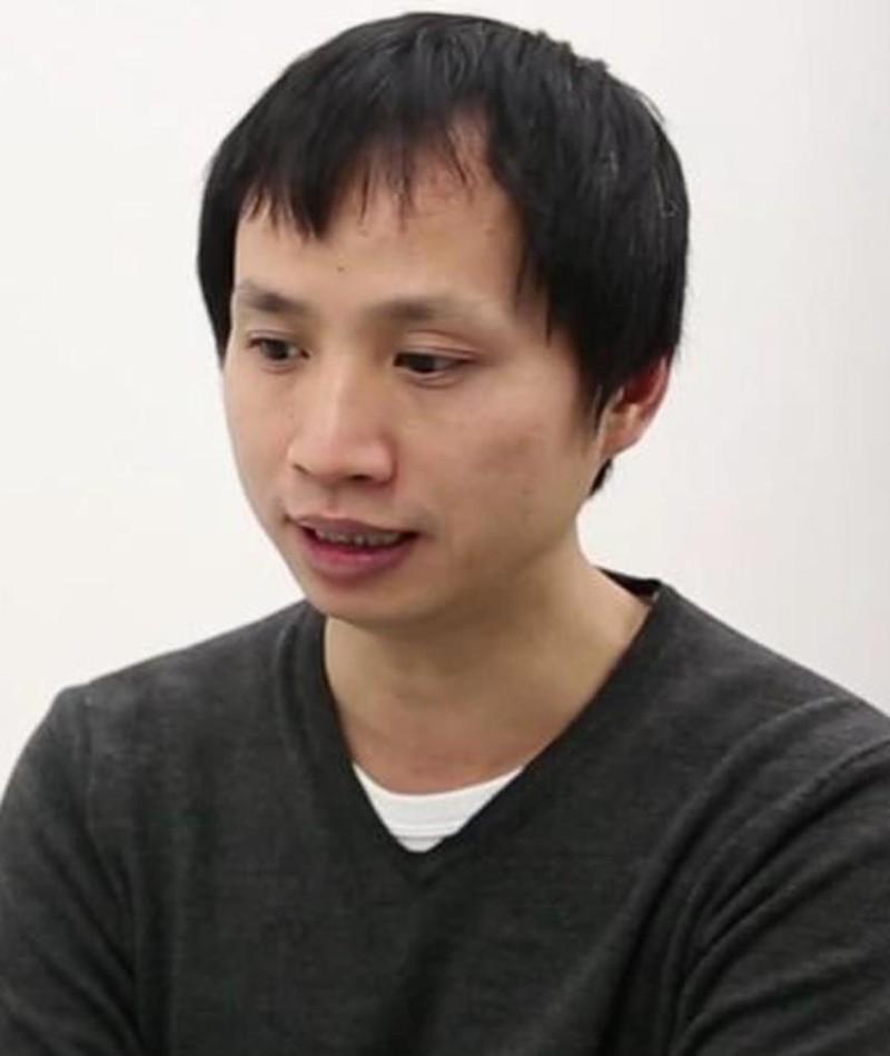 Photo of Zhou Tao