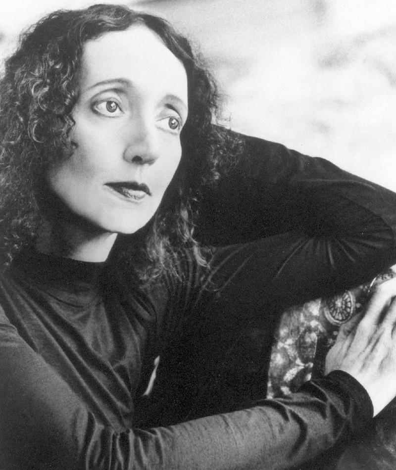 Photo of Joyce Carol Oates