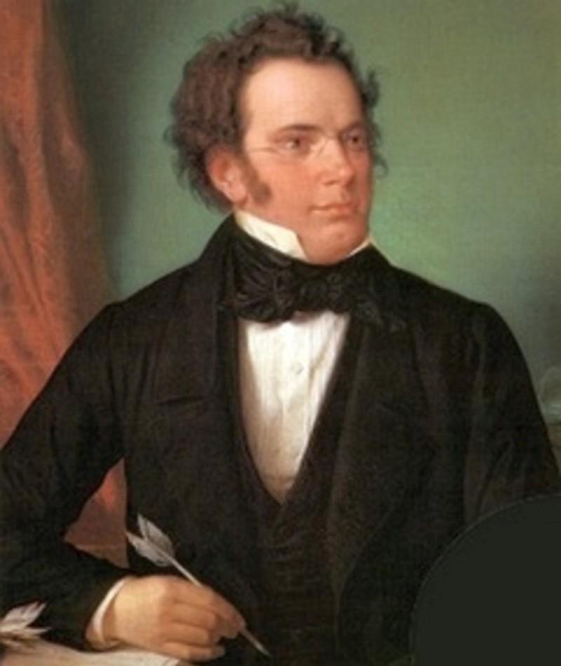 Photo of Franz Schubert