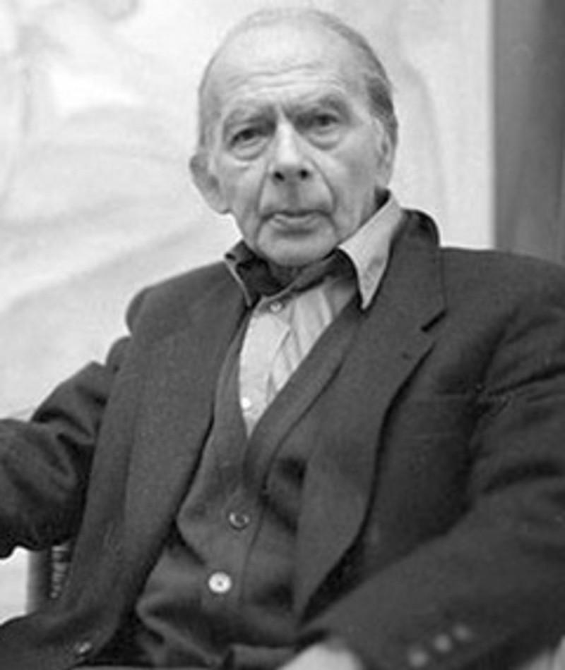 Photo of Pierre Klossowski