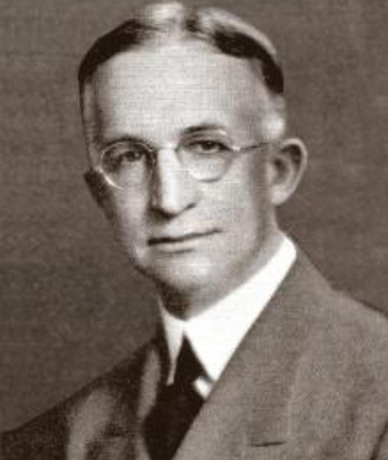Photo of William S. Gray