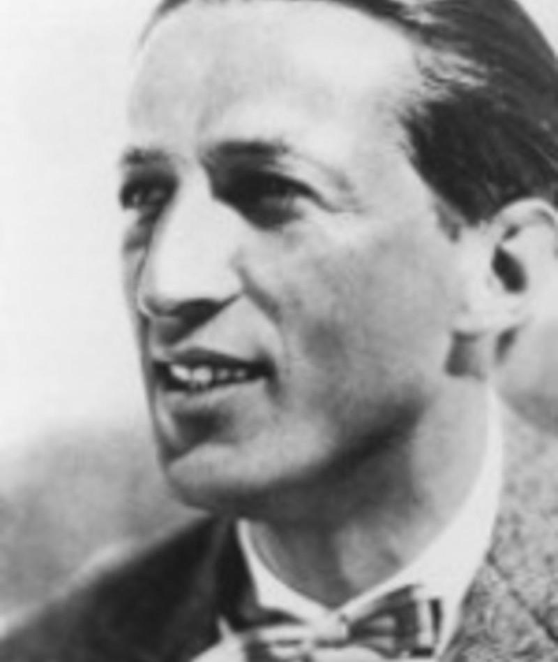 Photo of Hans Schneeberger