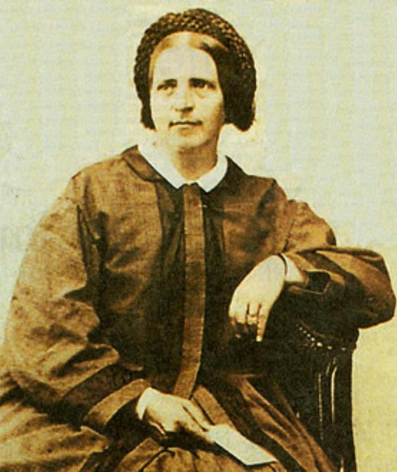 Photo of Johanna Spyri