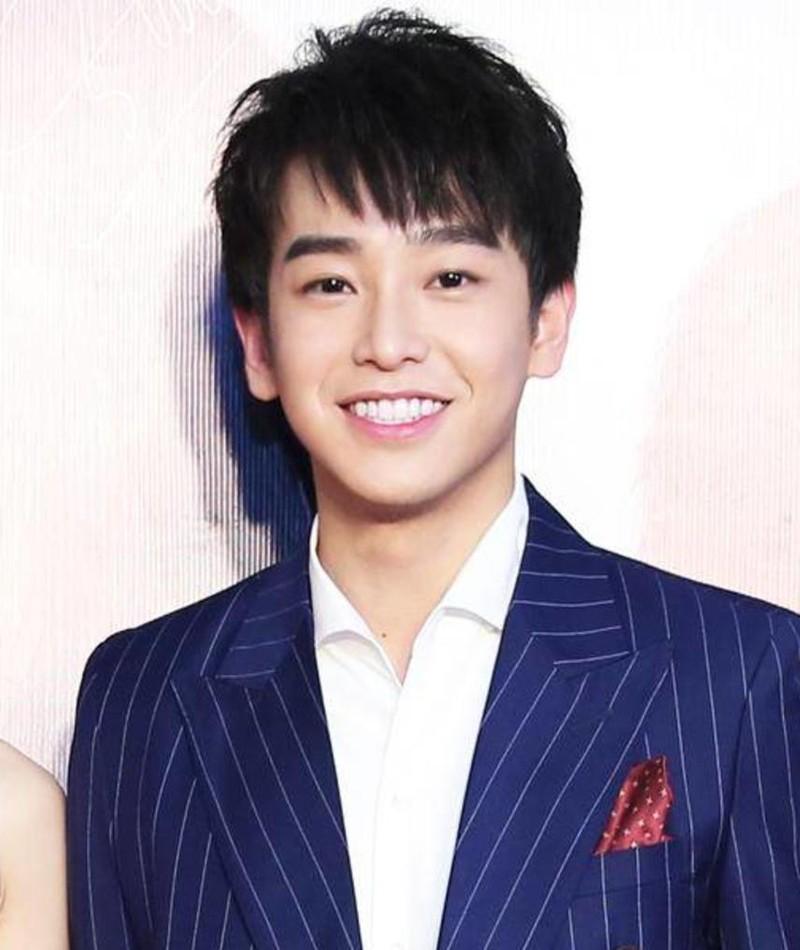 Photo of Peng Yu-chang
