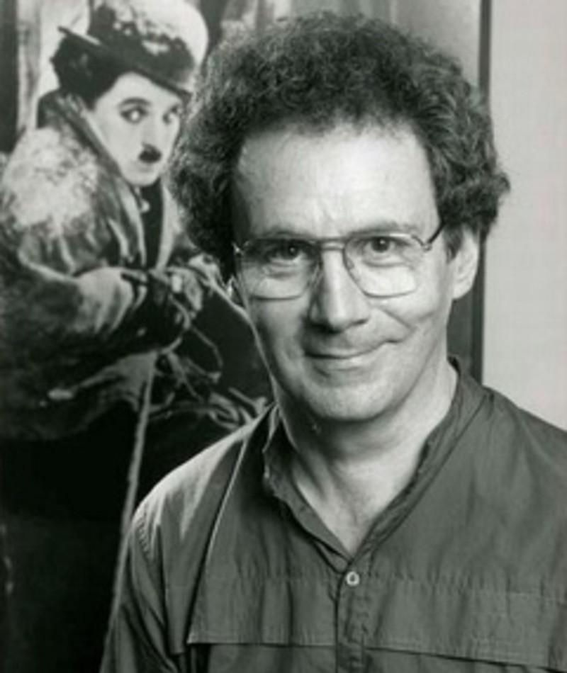 Photo of Claude Jutra