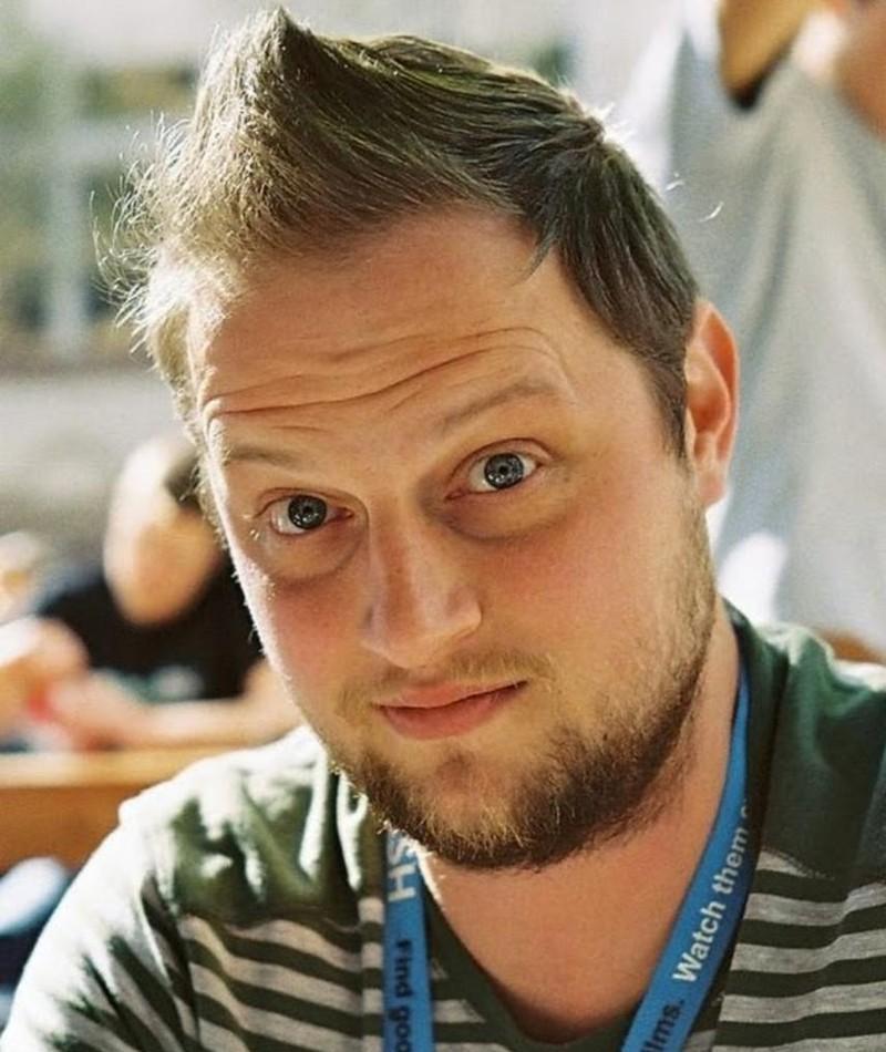 Photo of Benjamin Wiessner