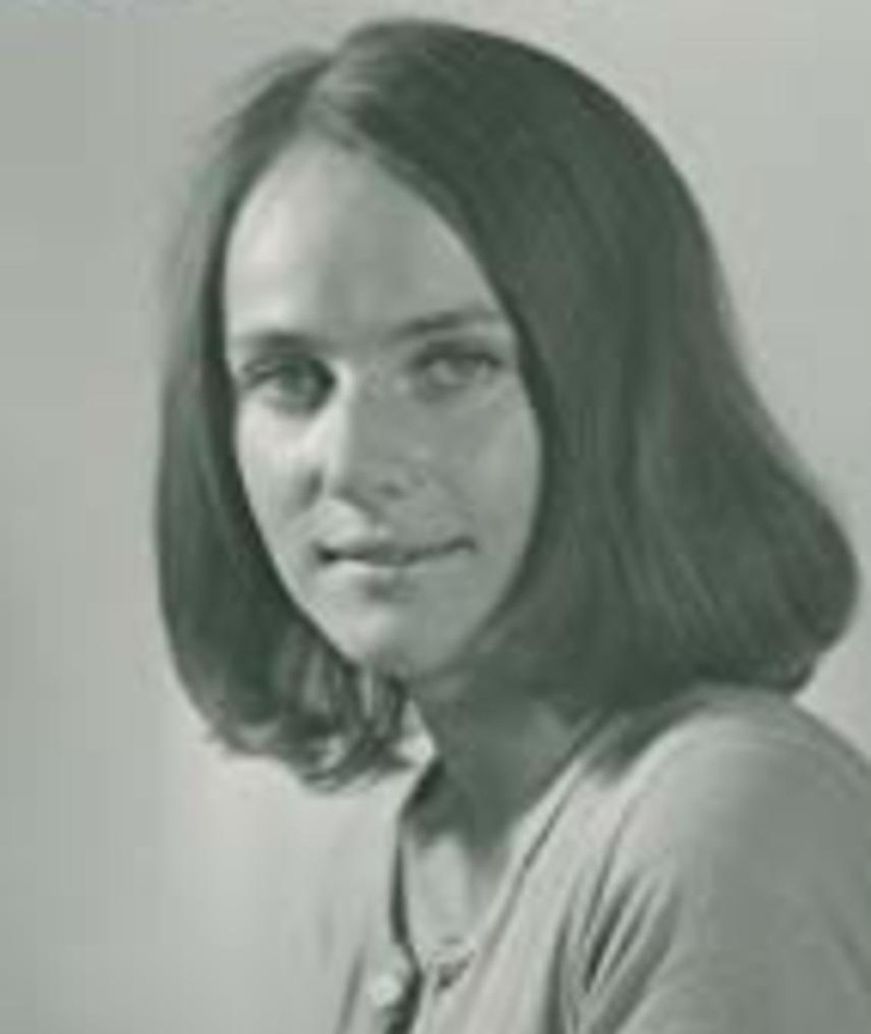 Photo of Solveig Andersson