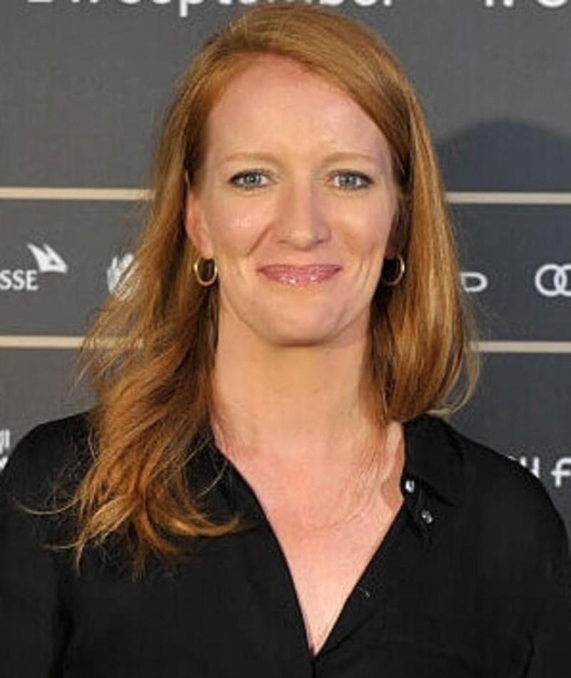 Photo of Carolyn Hepburn