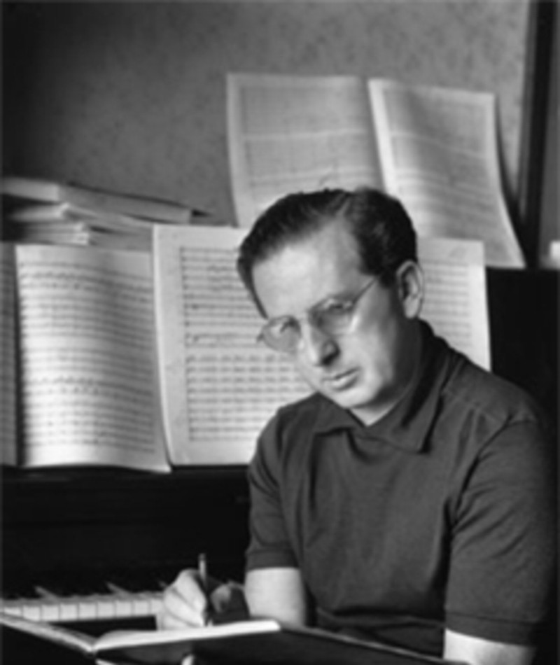 Photo of Franz Waxman