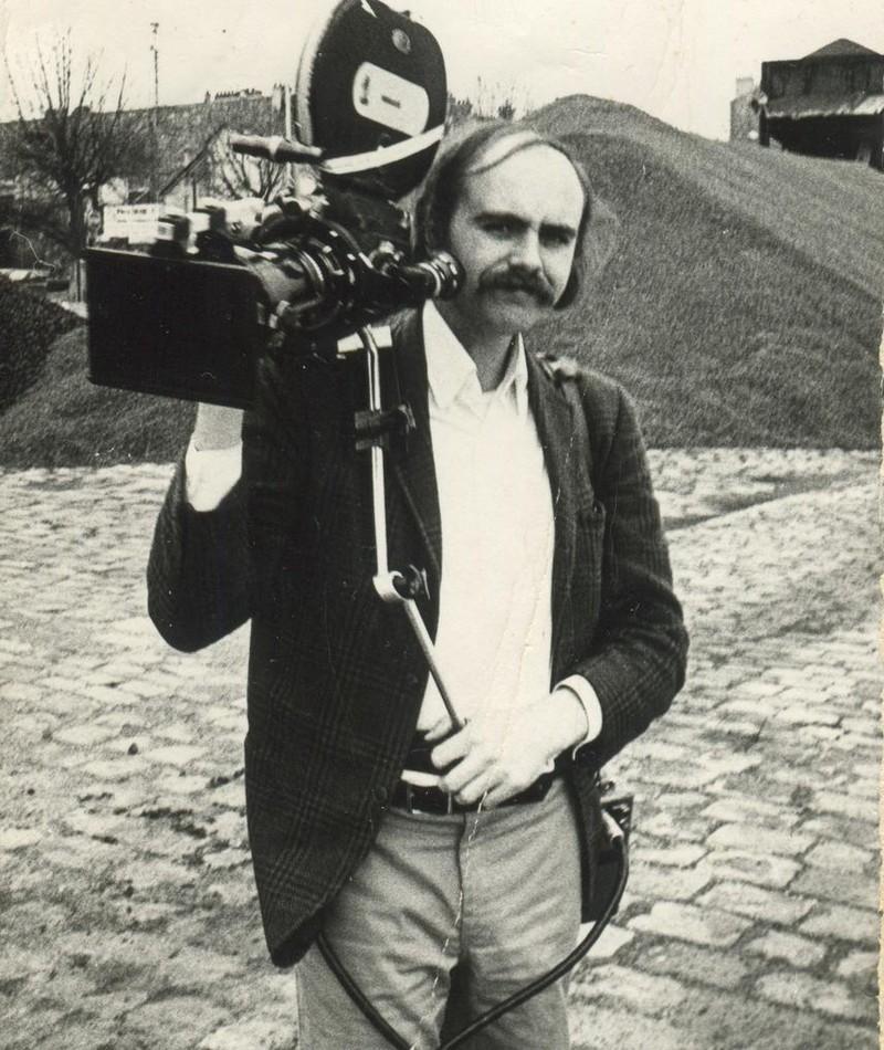 Photo of Arthur MacCaig