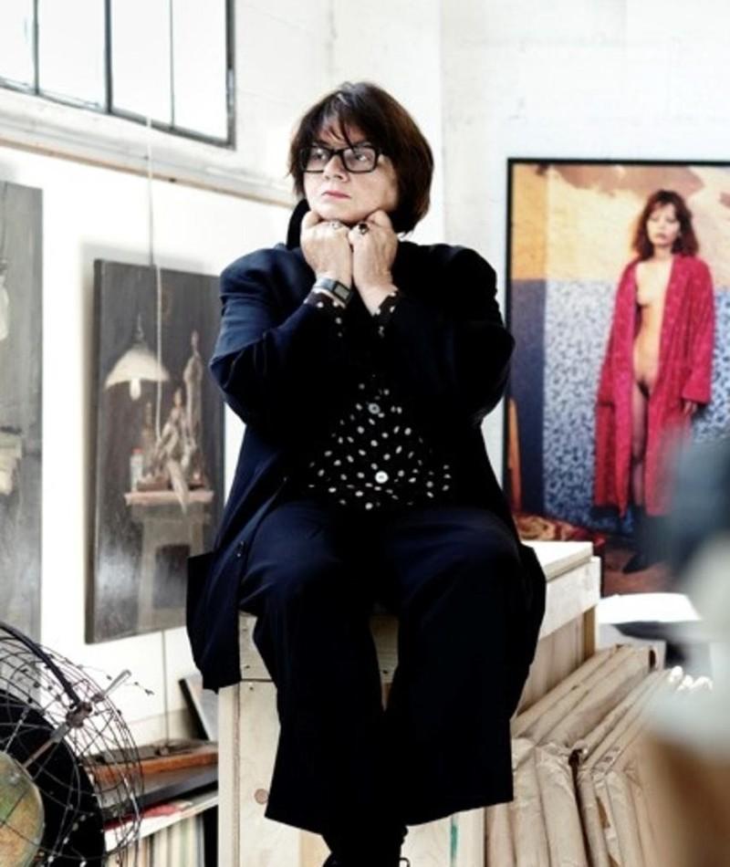 Photo of Françoise Huguier