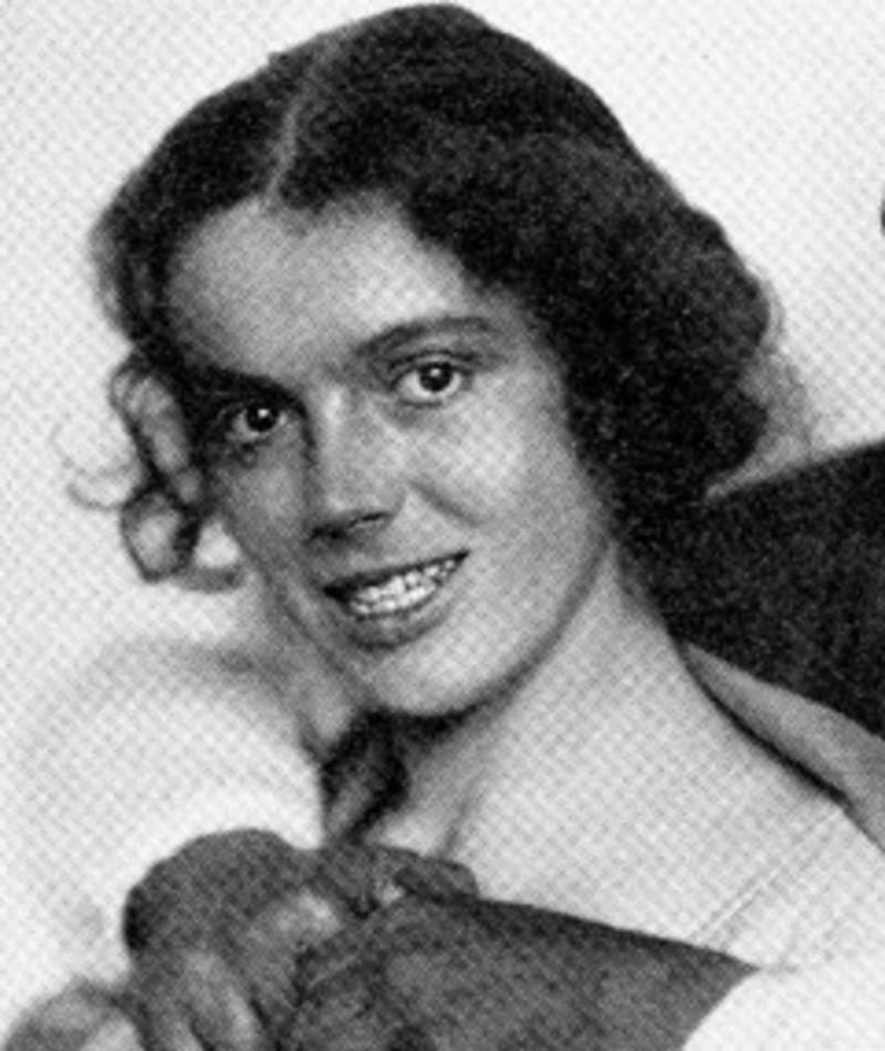 Photo of Johanna Hofer