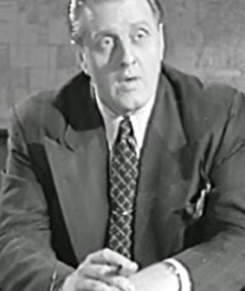 Photo of Gene Roth
