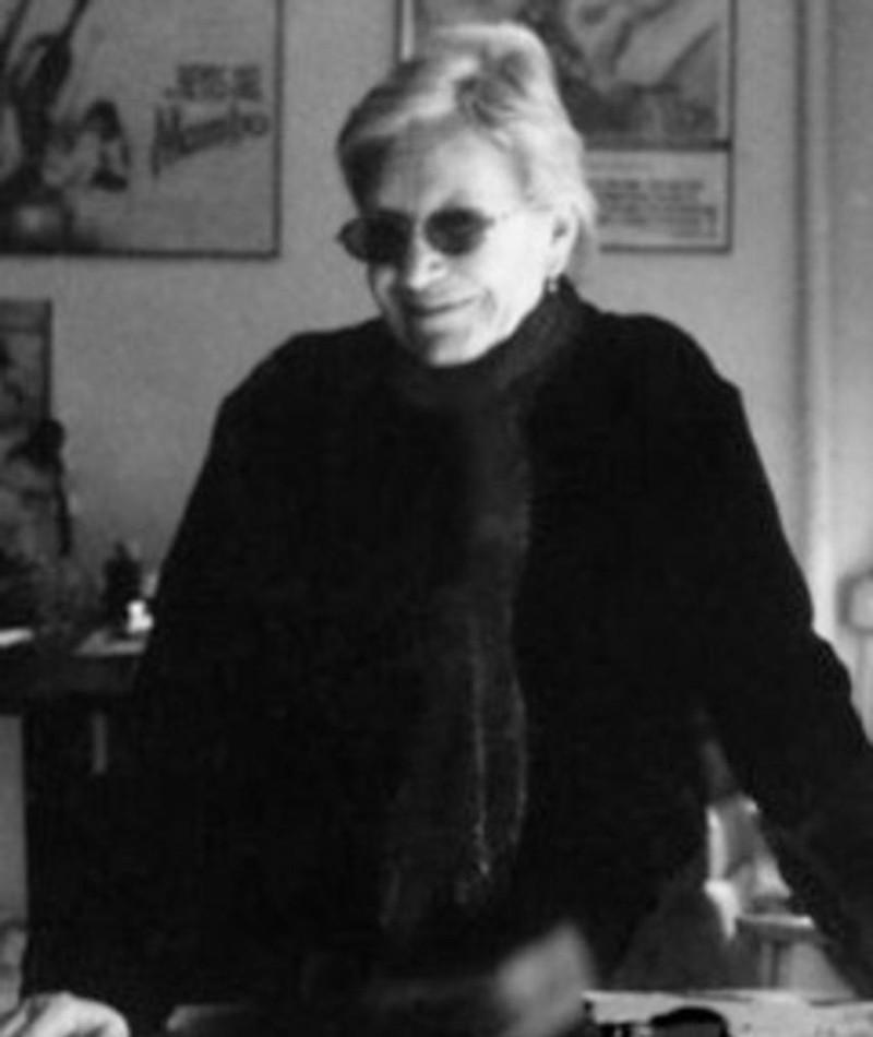 Photo of Ann Roth