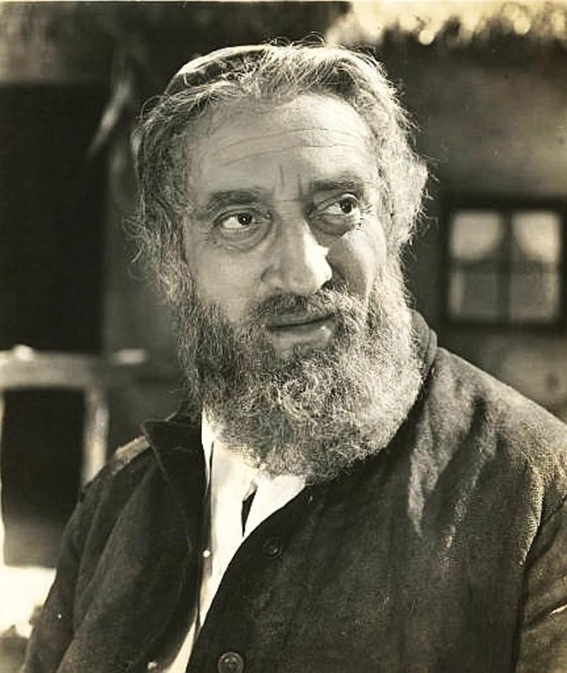 Photo of Maurice Schwartz