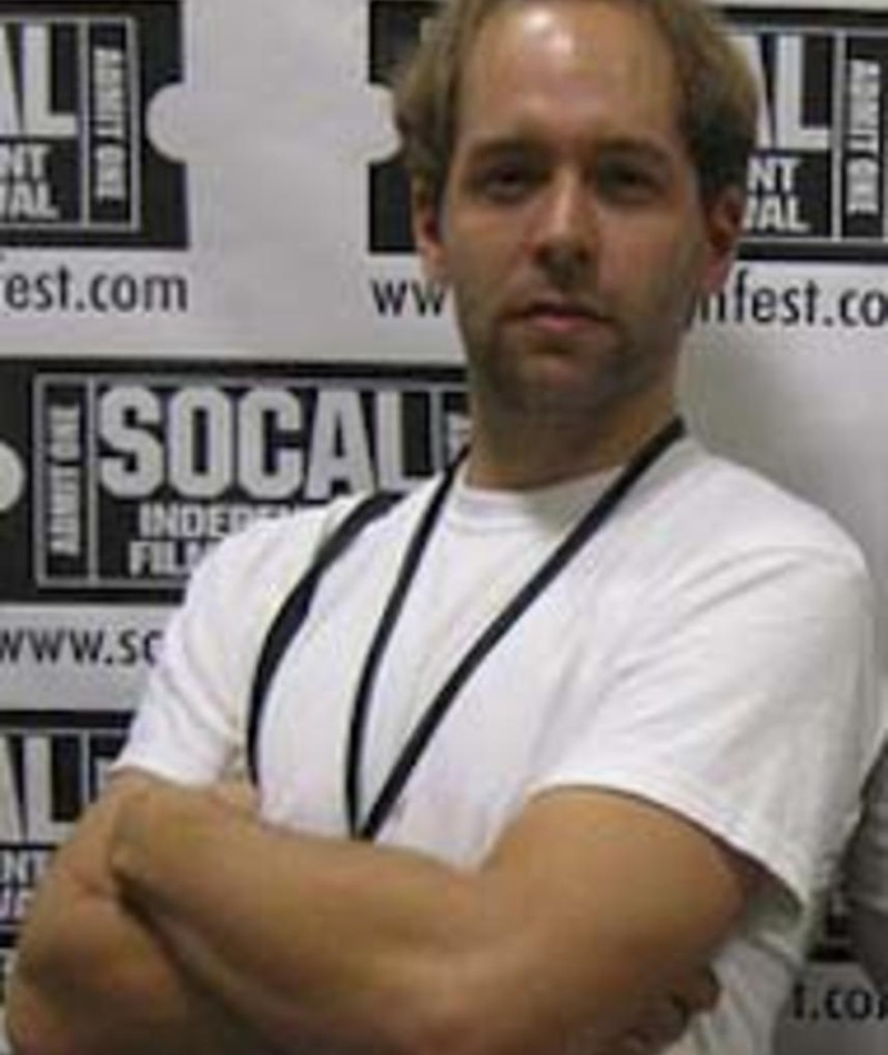 Photo of Nick Thiel