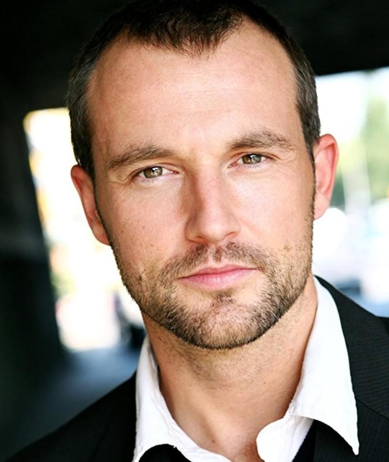 Photo of Shaun Benson
