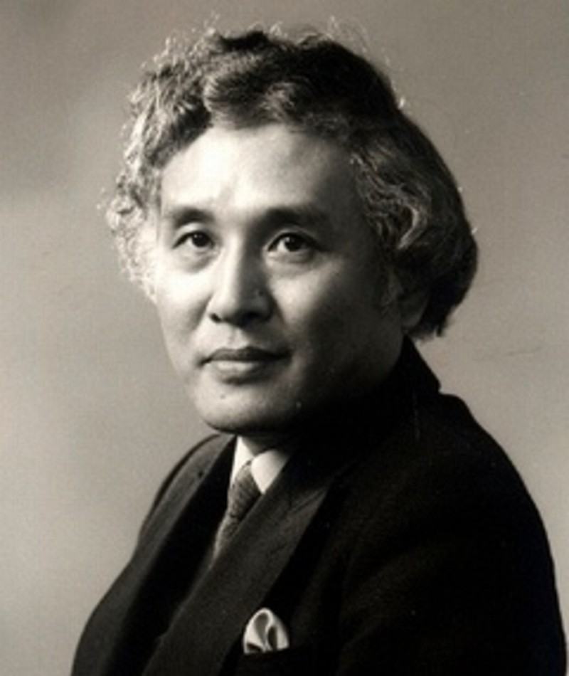 Photo of Toshirô Mayuzumi