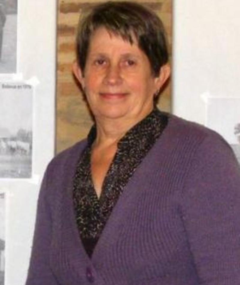Photo of Marie-Hélène Mora