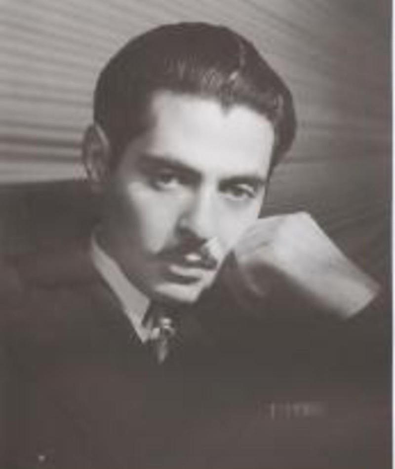 Photo of Antonio R. Frausto
