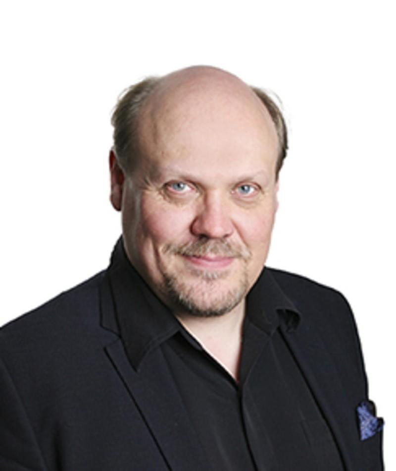 Photo of Hannu-Pekka Björkman