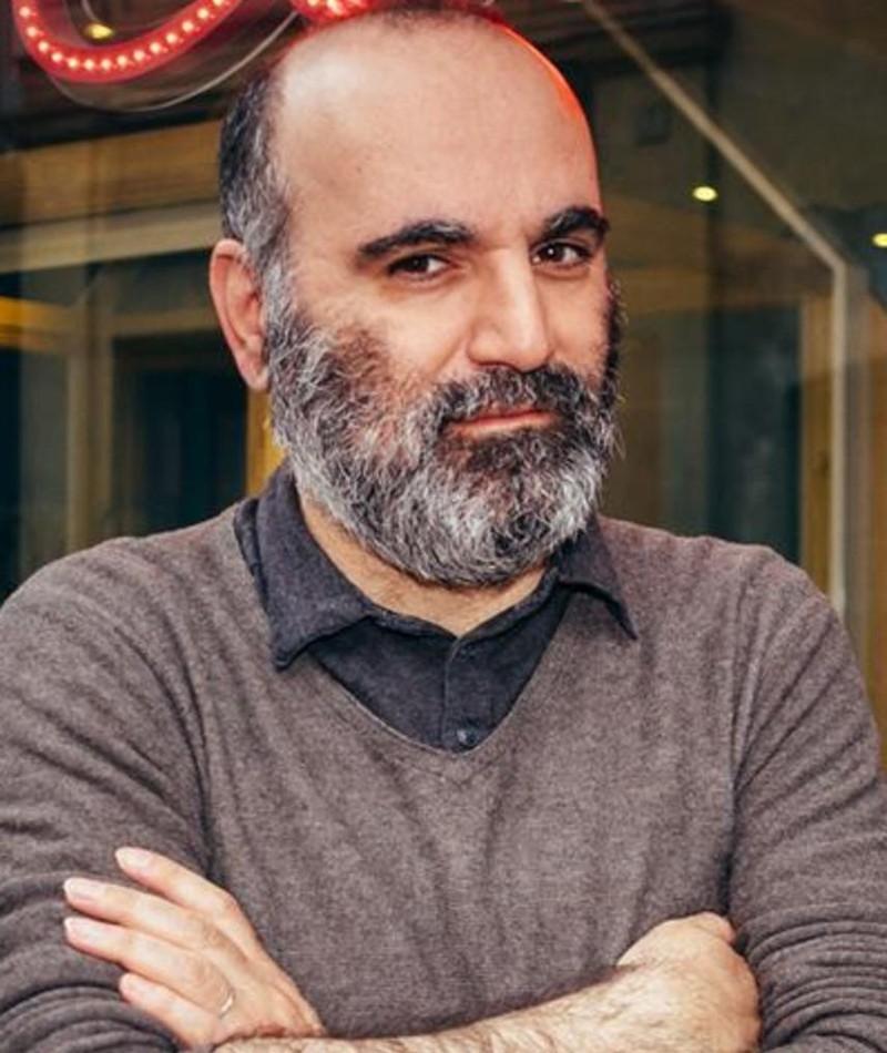 Photo of Nader T. Homayoun